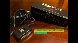 Mounting Donner ISO 8 power supply to Pedaltrain pedal board