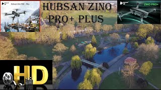 2021 New Hubsan Zino Pro+ Plus Full HD Video Camera Review @ 1080P FULL SCREEN