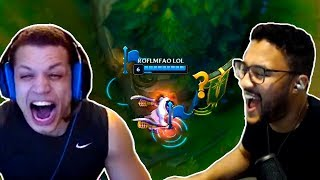 Scarra Gets Swatted LIVE On Stream | Aphromoo Reacts to Tyler1 | NB3 | Imaqtpie |  LoL Funny Moments
