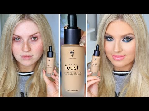 Scandal Explanation & First Impression ♡ Younique Touch Mineral Liquid Foundation