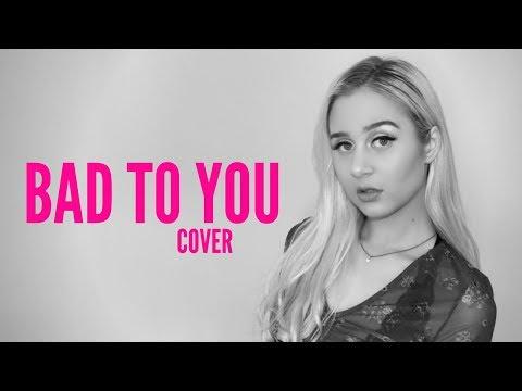 Dua Lipa & Ariana Grande BAD TO YOU | Cover | Snippet Leaked