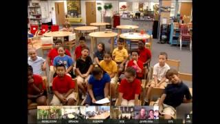 Collier County Public Schools: Naples Zoo Giraffe Event