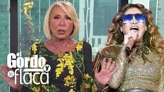 Laura Bozzo No Está De Acuerdo Que Paulina Rubio Le Dedique Canciones A Sus Ex | GYF