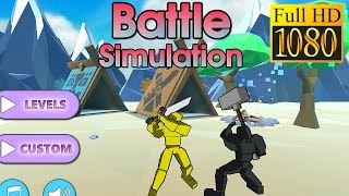 Epic Battle Simulator Game Review 1080P Official Rappid Studios Simulation 2016