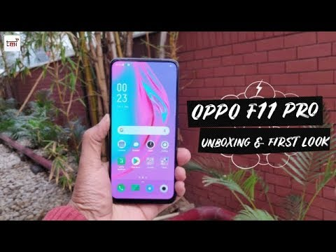 Oppo F11 Pro: Unboxing, 1st Impressions & Camera Samples