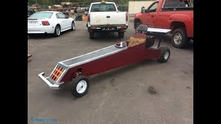 Kids go kart dragster | For Sale | Online Auction