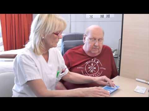 Jambe oedème chez les patients hypertendus