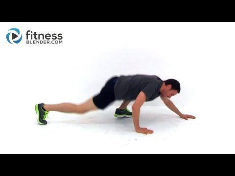 Blenders HIIT Harder! Quick & Intense Bodyweight HIIT Cardio Workout Mp3