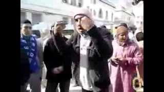 preview picture of video 'تصريحات فراشة شارع محمد الخامس بوزان'