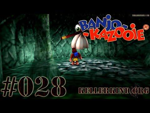 Banjo-Kazooie #028 – Cheato – das Zauberbuch ★ Let's Play Banjo-Kazooie [HD|60FPS]