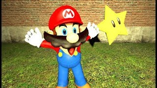 Gmod short: Mario goes Swimming! - Most Popular Videos