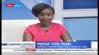 Review of Kenyan Media Houses' coverage of 2018 events