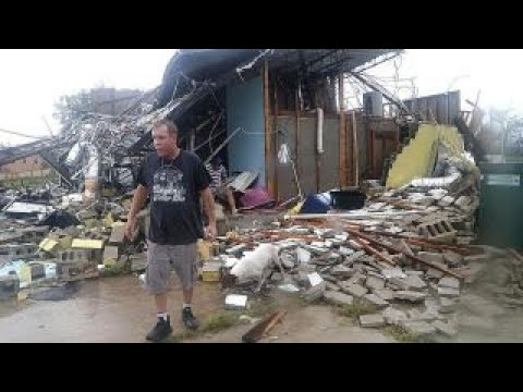Assessing the damage from Hurricane Michael