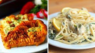 8 Garlic Pasta Family Dinners