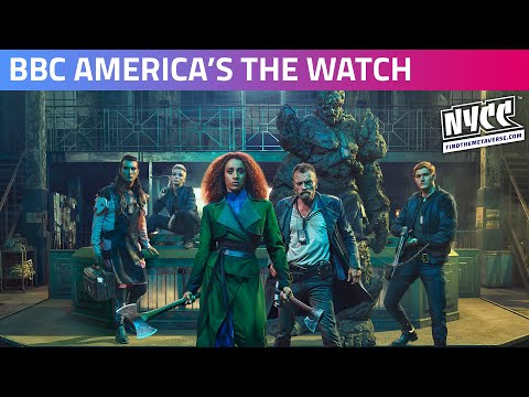 The Watch - A First Look At BBC America's Newest Series