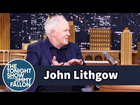 John Lithgow Is the Progresso Soup Man