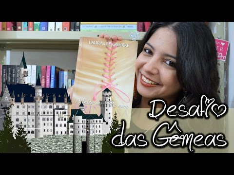 [Minha Vida Literária] Finalização || Desafio das Gêmeas: Romances de Época