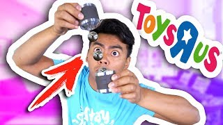 Anti-Gravity Gallium Fidget Toy From Toys R Us (Feel Flux)