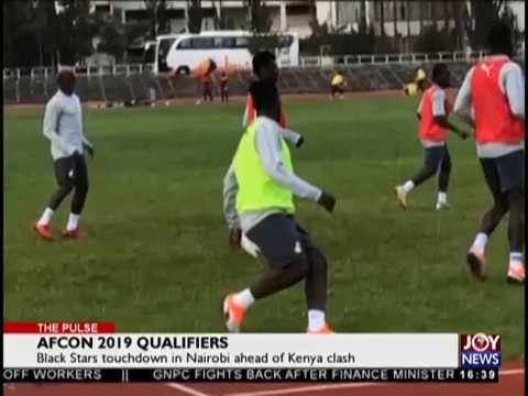 AFCON 2019 Qualifiers - The Pulse Sports on JoyNews (7-9-18)