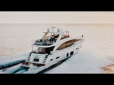 Princess Y75 Motor Yacht video
