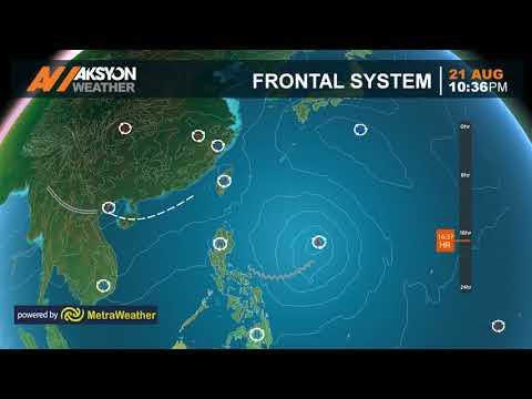 TV5 Weather Report