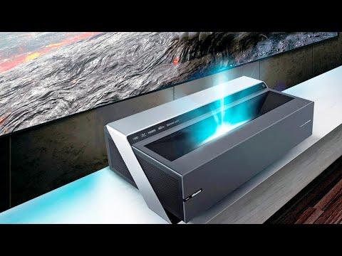 5 Best 4K Laser Smart TV Projector Ultra Short Throw 2021