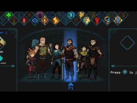 Roguelike, kde hrajete za CELOU rodinu! - Children of Morta