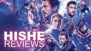 Avengers Endgame - HISHE Review (SPOILERS)