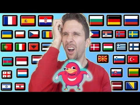 """How To Say """"DO YOU KNOW DA WAE?"""" In 36 Different Languages"""