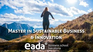 Sqores challenge of the week Master in Sustainable Business Innovation at EADA