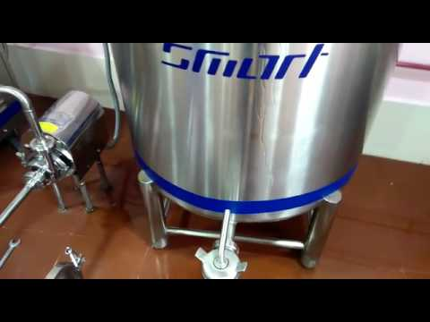 Juices Homogenizer