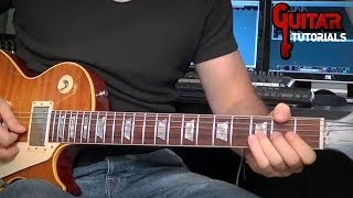 Joe Bonamassa - So Many Roads Guitar Lesson | How to play!