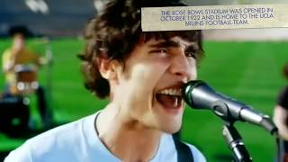 The All-American Rejects - The Last Song (Pop Up Video)