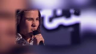 Мария Петрова  «I Got Rhythm»   Слепые прослушивания   Голос Дети 5
