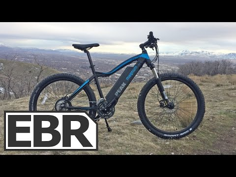 Magnum Peak Video Review – Fast, Affordable & Fun Electric Mountain Bike