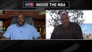 Chuck Left Shaq on his Top 10 All-Time NBA Players, Shaq Responds