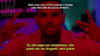 "Chris Brown - Draco ""Soulja Boy Diss"" (Legendado / Tradução)"