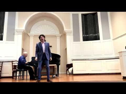 Papageno's Suicide Aria from Die Zauberflöte by W.A. Mozart  Oct. 1, 2017
