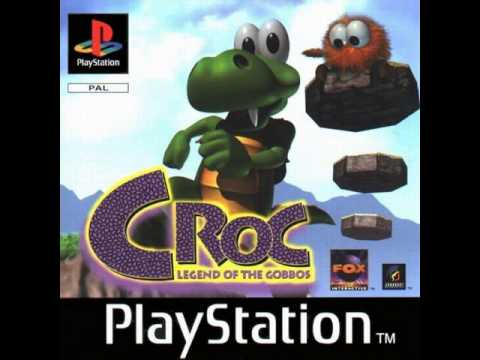 Croc  Legend Of The Gobbos   Ballistic Meg's Fairway Area 4