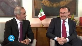 Entrevista completa: ¡Eduardo Videgaray  entrevista a su hermano Luis Videgaray! | ¡Qué Importa!