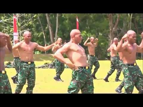 TNI Asli PAPUA Siap Lawan OPM, Mantap.