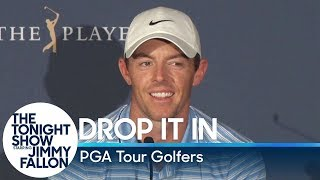 Jimmy Had The Players Championship Golfers Secretly Drop Funny Words into Interviews thumbnail