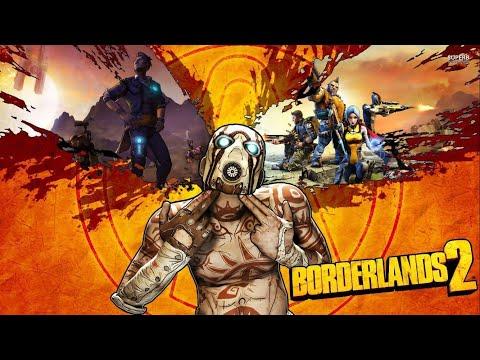 Borderlands 2 - Terramorphous Made easy ( Glitch) - смотреть