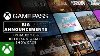 Xbox Showcase - Trailer annunci Game Pass