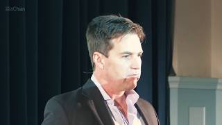 "Dr. Craig Wright -  Believe in proof, not in Satoshi ""myth"""
