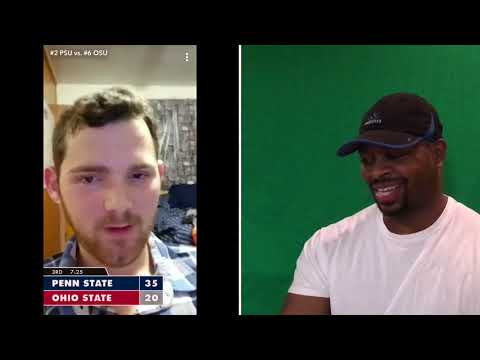 Penn State at Ohio State - Football Highlights | REACTION