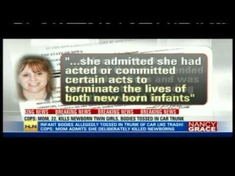 Meg Strickler on HLN's Nancy Grace on January 13, 2012 second clip