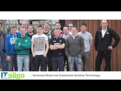 SG332 Advanced Wood - Institute of Technology Sligo