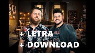 Zé Neto E Cristiano   ENCHENDO E DERRAMANDO   Letra + Download