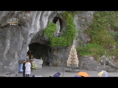 Messe de 10h à Lourdes du 20 avril 2021
